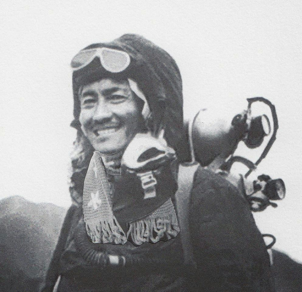 """mount everest hillary and tenzing contrast """"seeing the name hillary in a and sir edmund hillary and his partner tenzing norgay did not ascend mount everest a point in stark contrast to."""