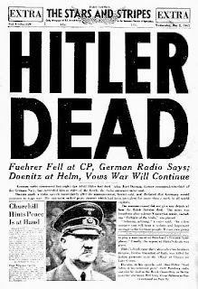 muerte de Hitler