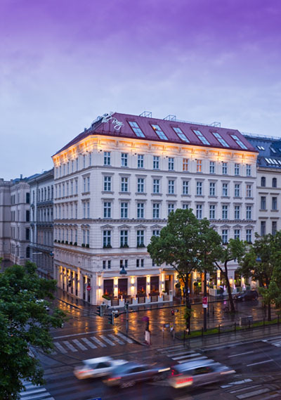 The Ring Hotel Vienna Reviews