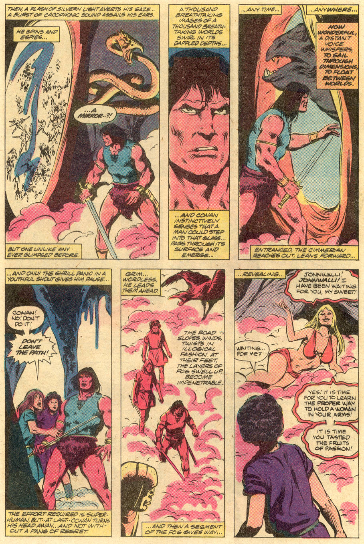 Conan the Barbarian (1970) Issue #125 #137 - English 16