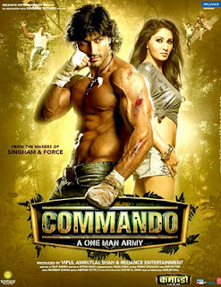 Commando Movie (2013) Watch Online SCamRip Full Movie