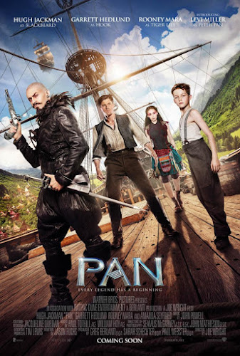 Pan (BRRip 720p Dual Latino / Ingles) (2015)
