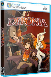 de%25C2%25B4p Download   Jogo Deponia v1.2   HI2U  PC (2012)