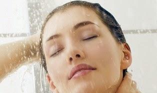 Gunakan Air Dingin