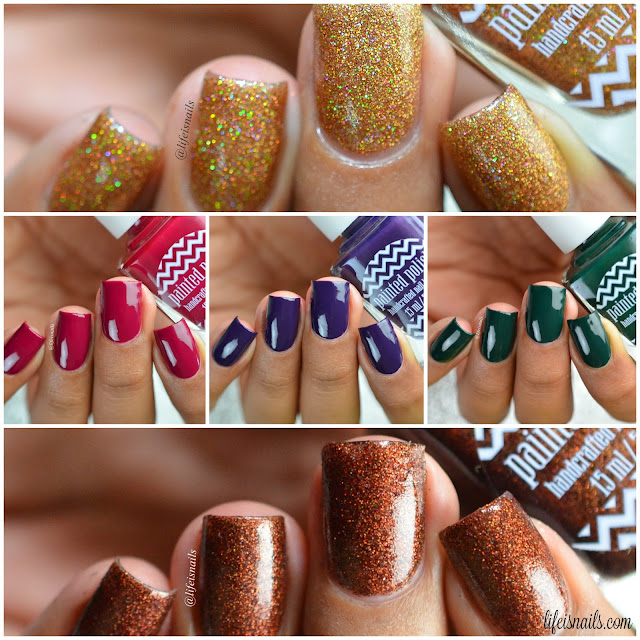 Painted Polish The cozy collection