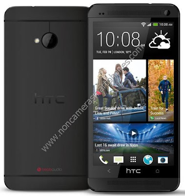 HTC One Black Android Smartphone Images & Photos Review.