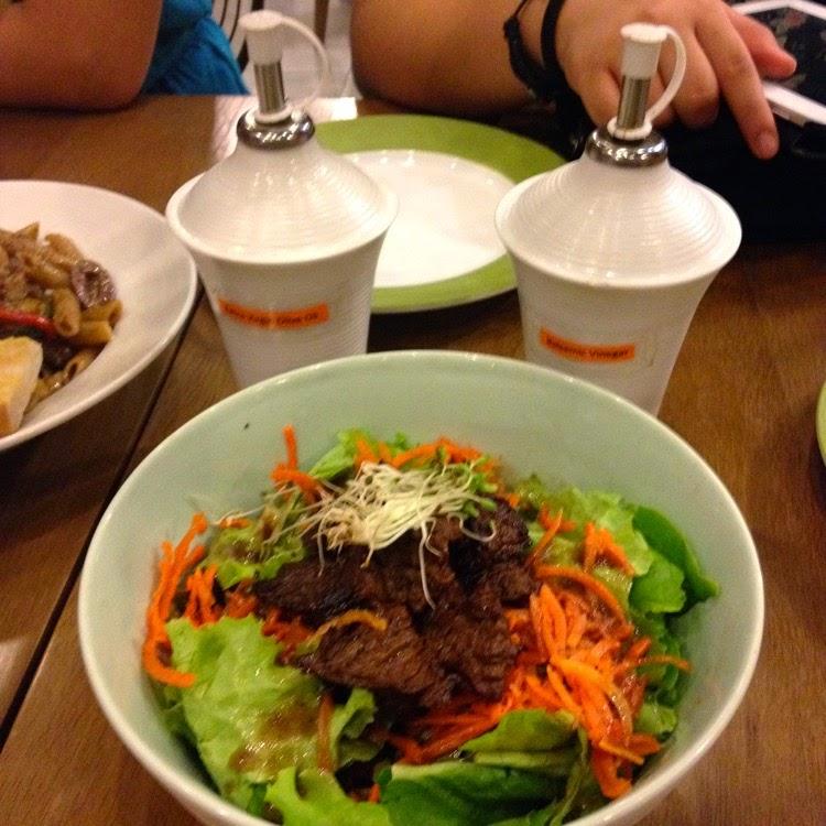 Gusto Urban Cafe + Wine Bar, Calyx Center, Asiatown I.T. Park, Cebu City