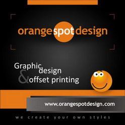 Orange Spot Design