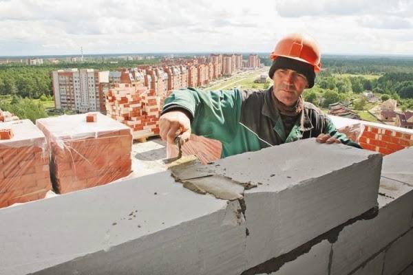 Структура жилищного строительства