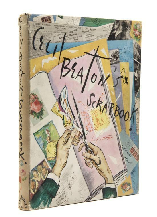 cecil beaton's scrapbook