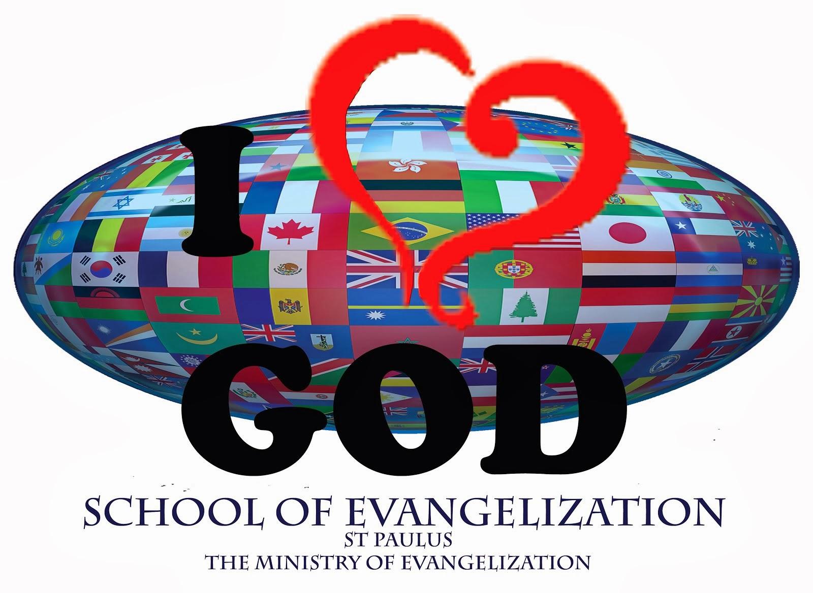 """SCHOOL OF EVANGELIZATION""  (klik pada Gambar)"