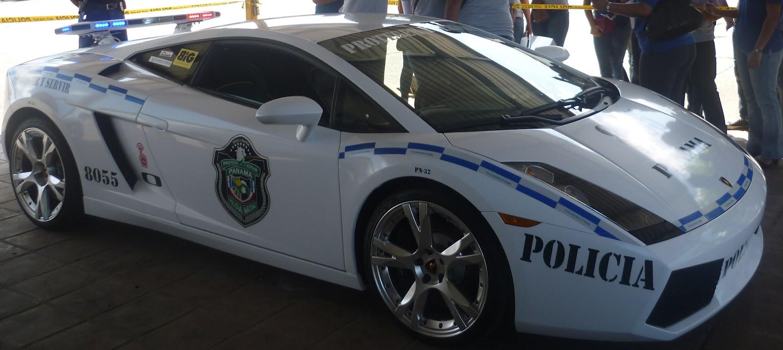 Salvapantallas Coches De Policia 27