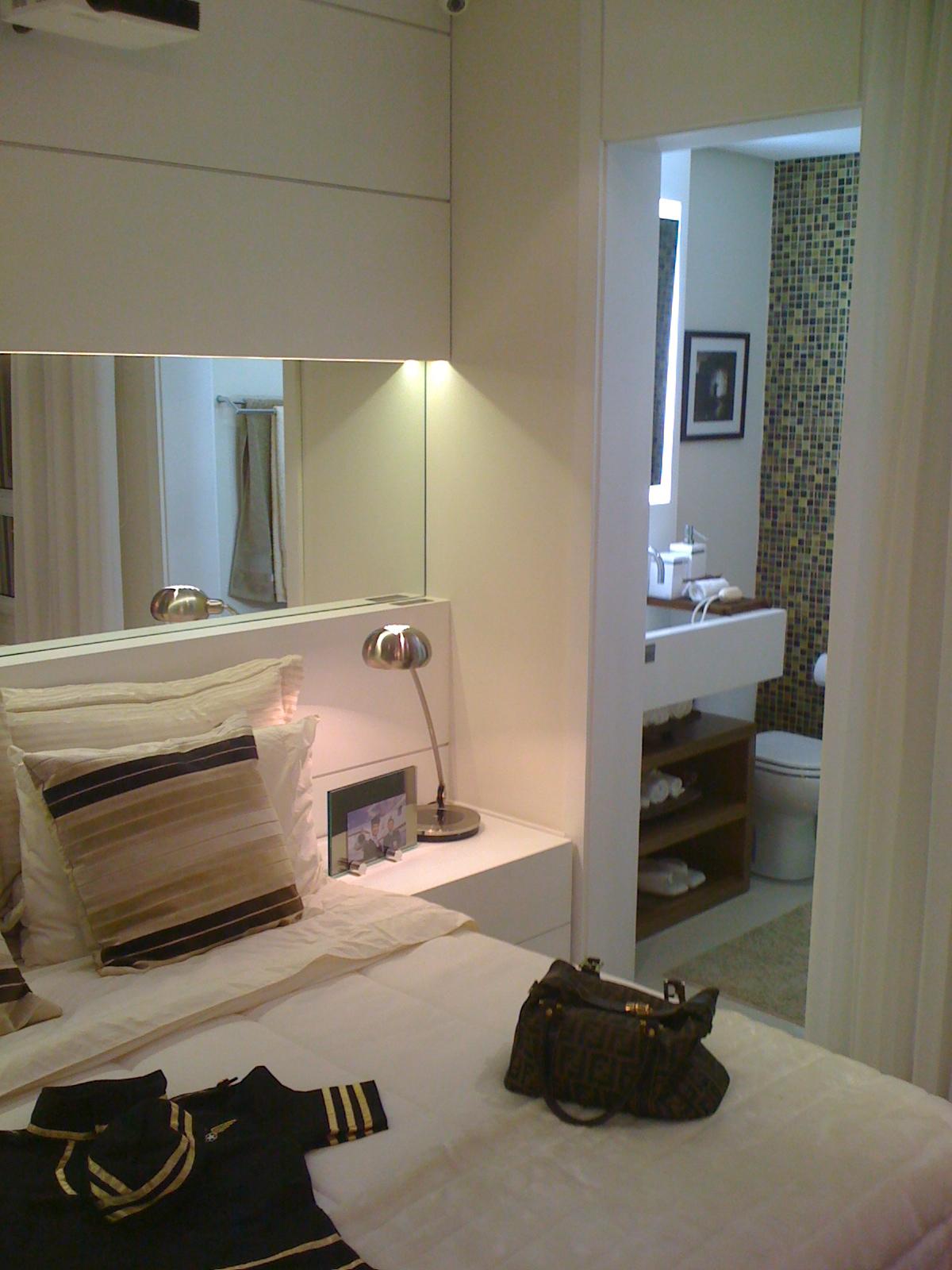 Sua Casa , Seu Espelho Os truques do apartamento decorado -> Banheiro Decorado Ap