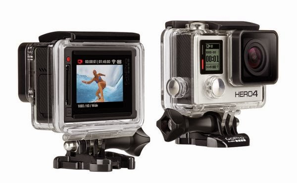 عرض حصري من شركة GoPro للفوز بكميرا كل يوم و إلى غاية 27 مارس