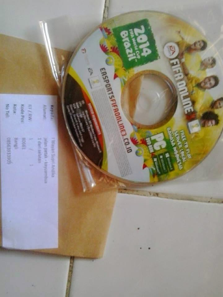 cd fifa online 3 gratis