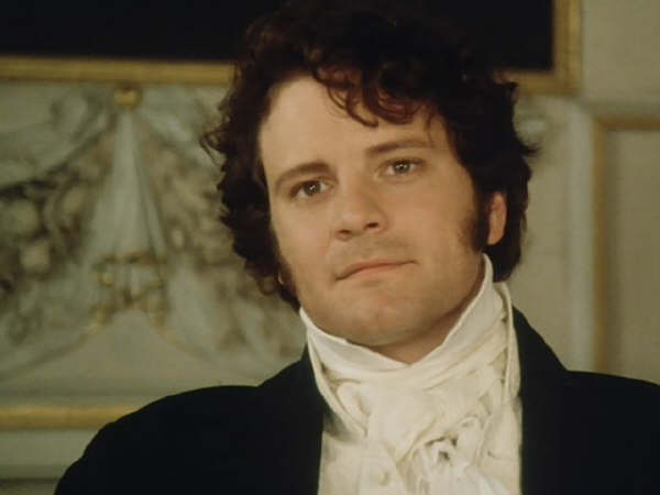 My Book Boyfriend: Mr Fitzwilliam Darcy