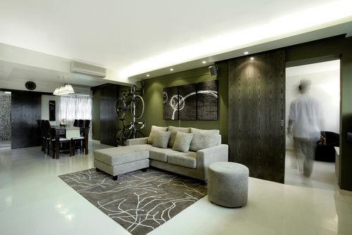 Stormtrooper interior design living for Living hall interior