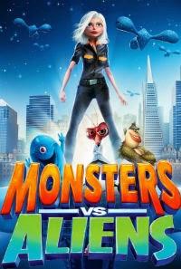 Quái Vật Ác Chiến Người Hành Tinh - Monsters vs. Aliens
