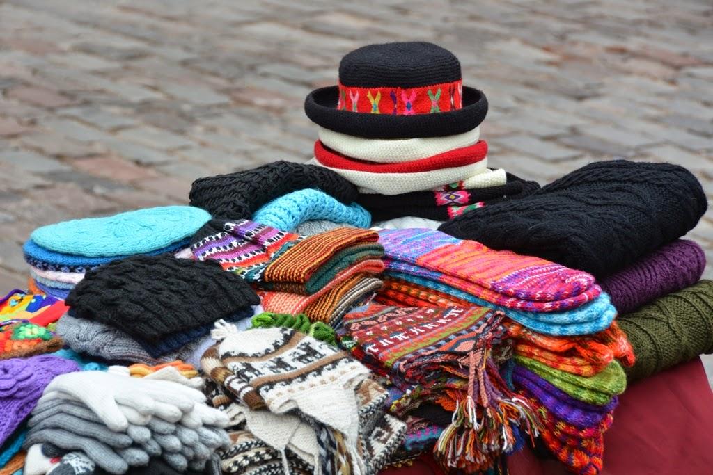 Santa Teresa Market Cusco