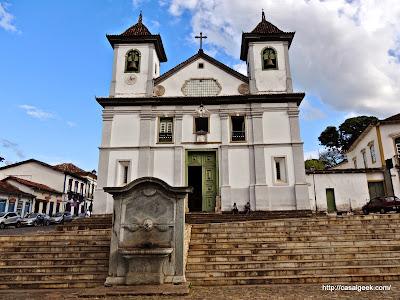 Catedral Basílica da Sé, Mariana