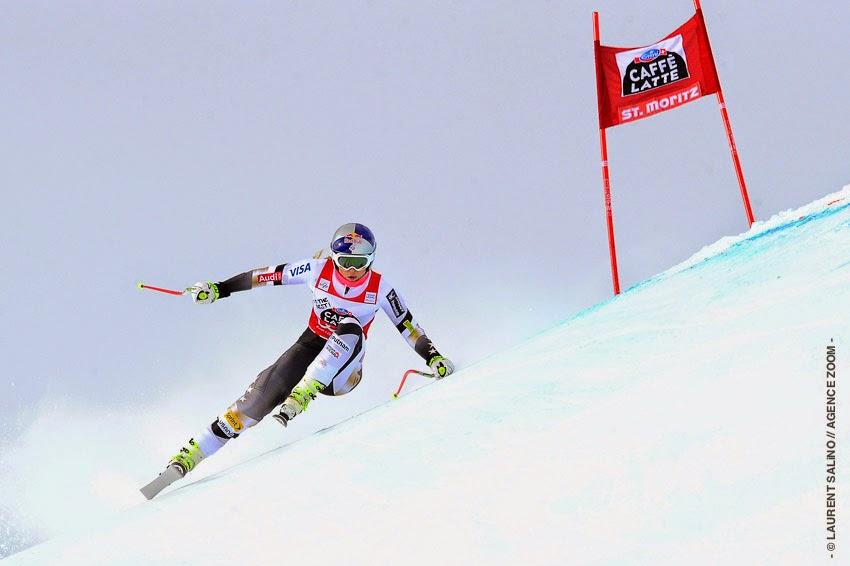 Lindsey Vonn - St Moritz - ©LAURENT SALiNO / AGENCE ZOOM