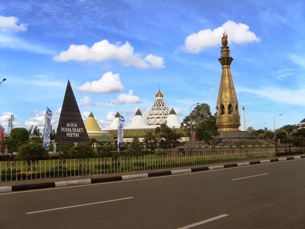 wisata taman mini indonesia Indah jakarta