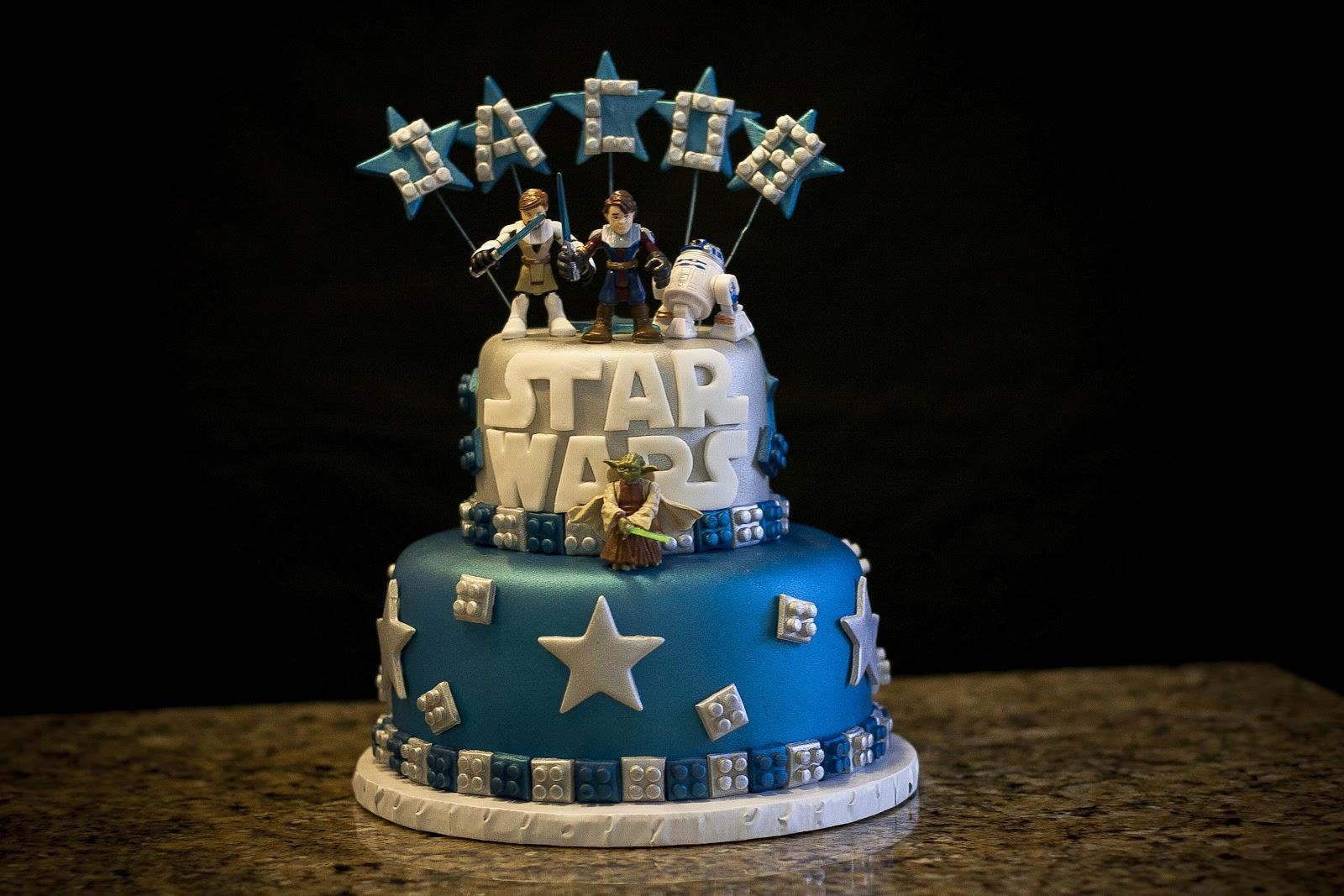 Happy Birthday Star Wars