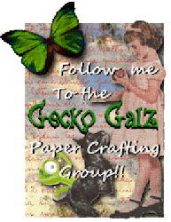 Stop by the Gecko Galz blog for some exciting giveaways!