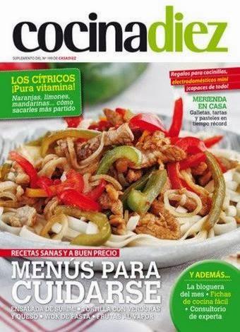 Revistas De Cocina Pdf | Revista Cocina Diez Enero 2014 Pdf Revistaz Chilecomparte
