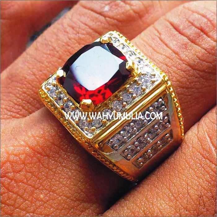 Batu Permata Garnet SOLD