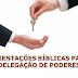 EBD 3º Trimestre de 2014: Lição 9 - Orientações bíblicas para delegação de poderes
