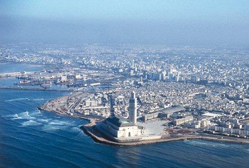 Casablanca cruise port guide - Marocco casablanca ...