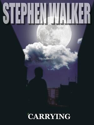 Stephen Walker, Carrying, short story, moon, relentless heliotrope, dark, fantasy, amazon, kindle, download