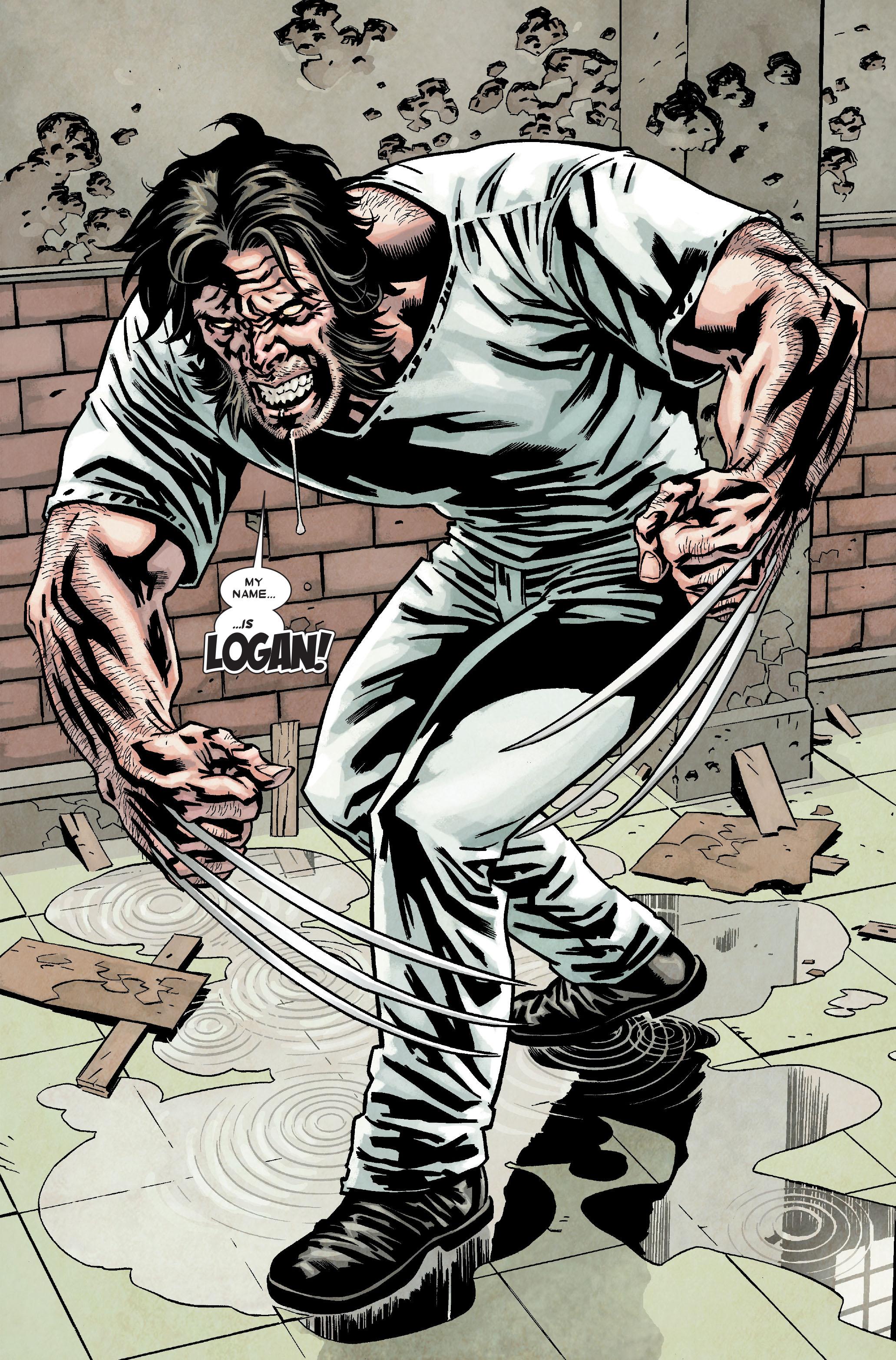 Wolverine: Weapon X #7 #10 - English 23