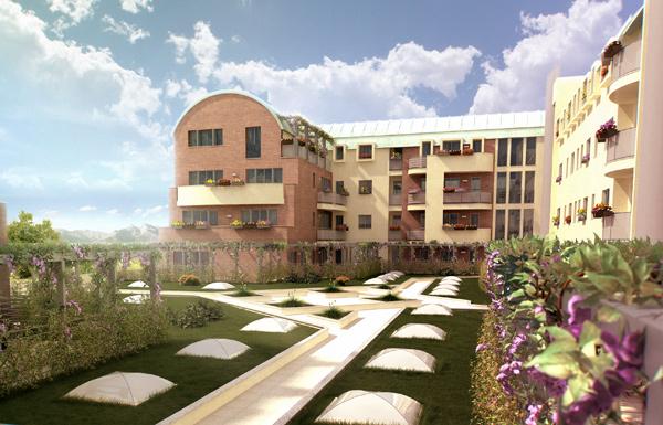 Residenza le terrazze varese confortevole soggiorno for Come trovare un costruttore di casa nella tua zona