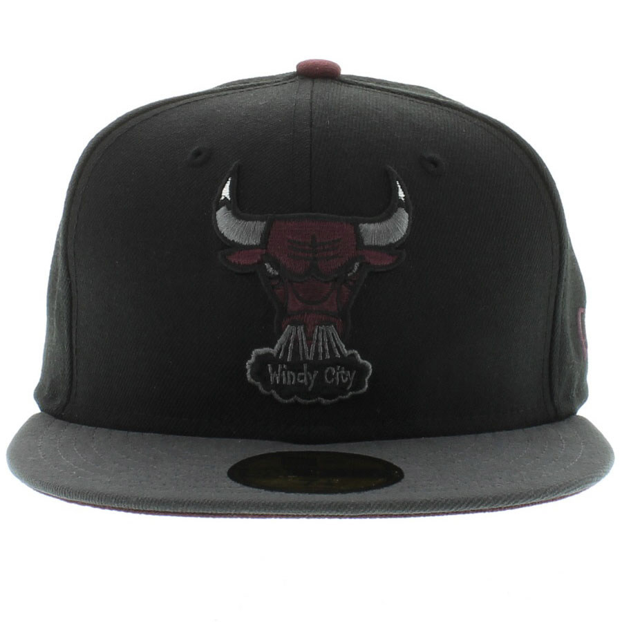Boné New Era Chicago Bulls Air Jordan Retro 7 Fitted