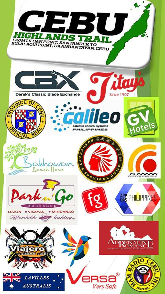 CHT and Thruhike Sponsors