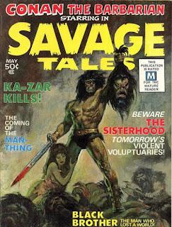 Portada Savage Tales #5.jpg