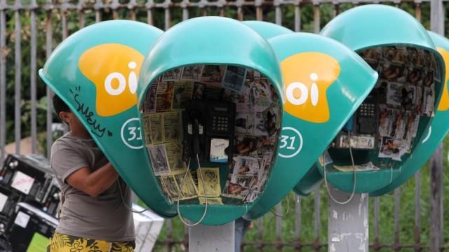 Orelhões - Telefones Públicos