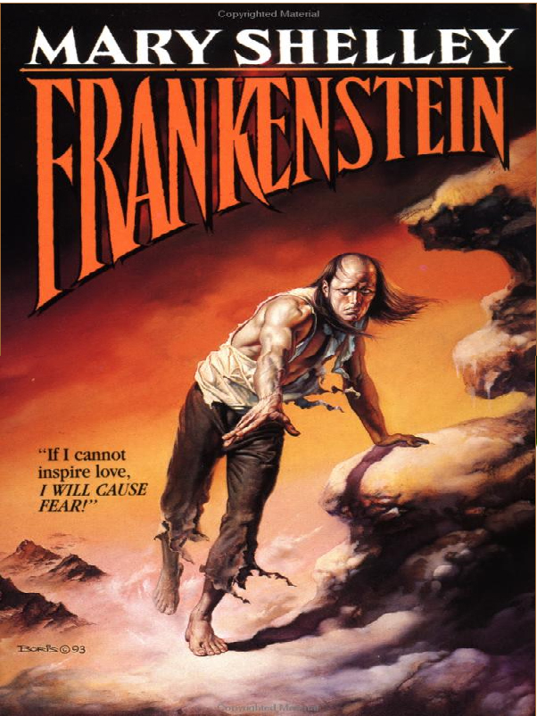 Resumen de la novela Frankenstein (de Mary Shelley)