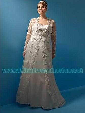 Wedding Blog: Amazing Plus Size Wedding Dresses