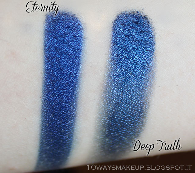 Nabla Cosmetics Genesis Eternity swatch