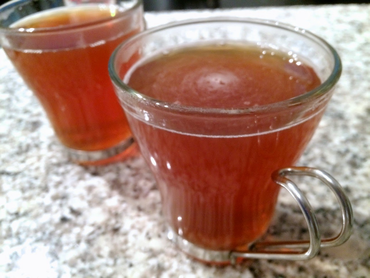 Smoky Tea Toddy