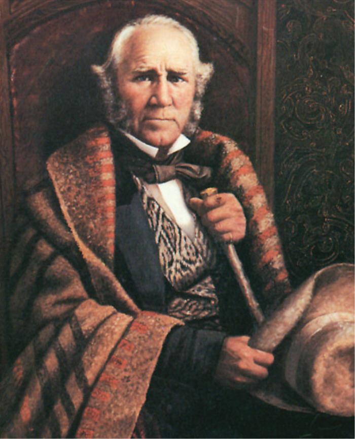 General Sam Houston won the
