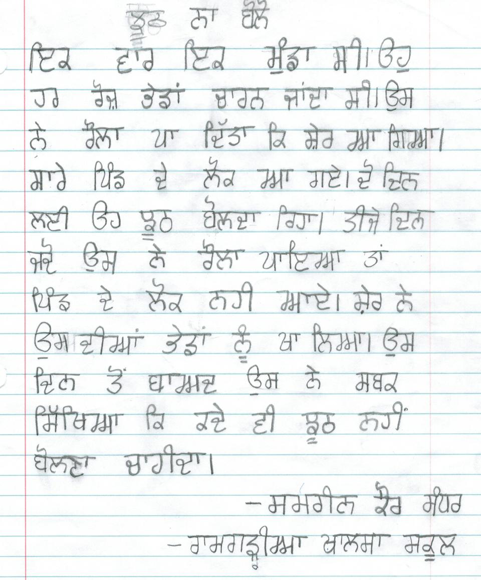 Essay on diwali written in punjabi language type your essay
