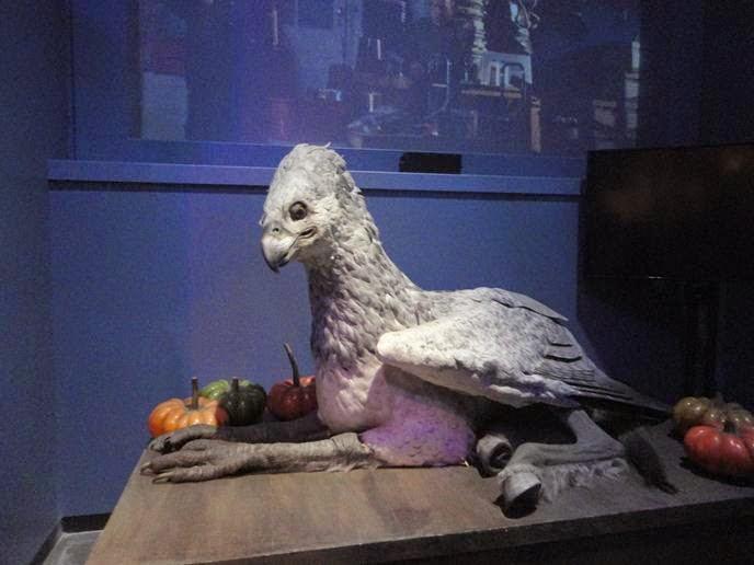 Bicuço - Visitando os Estúdios de Harry Potter em Londres