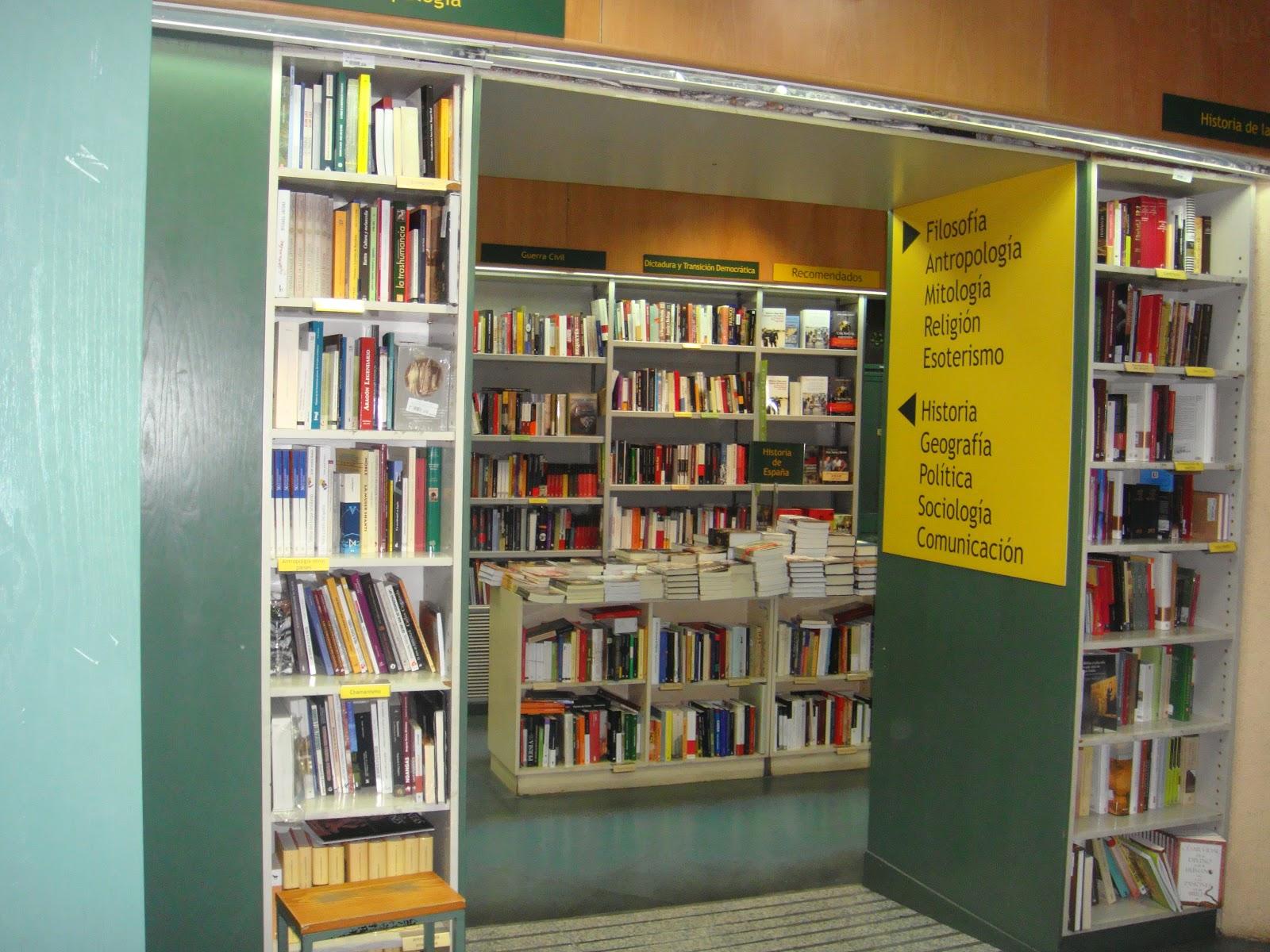 El mundo de carmen de compras entre libros - Libreria carmen ...