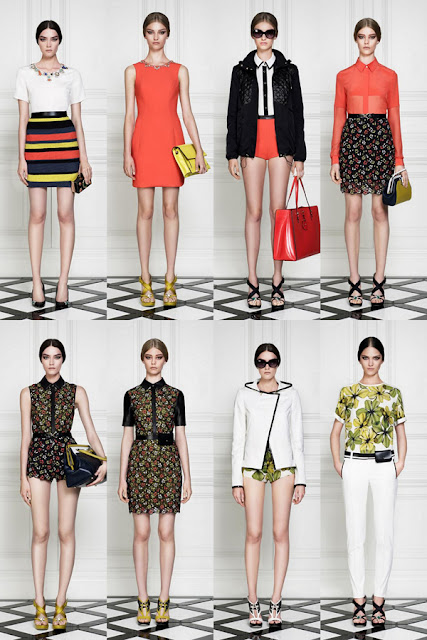 Jason Wu Lookbook. Resort 2013
