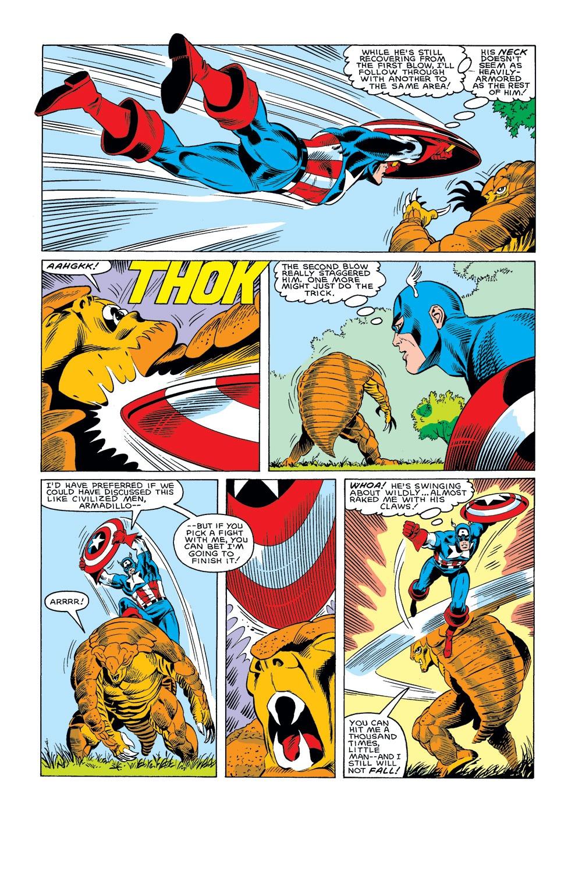 Captain America (1968) Issue #308 #236 - English 8