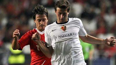 Benfica 1 - 1 FC Basel (1)